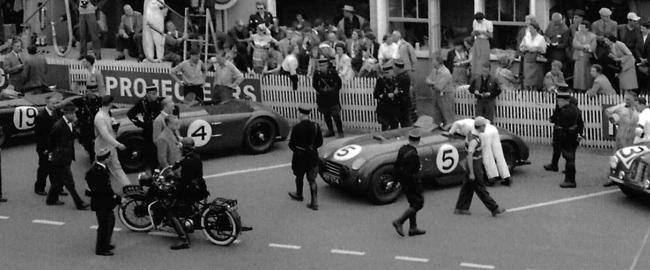 Team-Le-Mans-1952